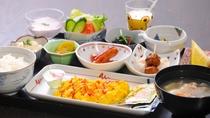 【朝食】お子様用(小学生)和定食♪