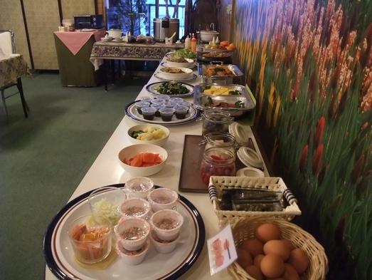 【満足2食付プラン】仕事後、翌朝までゆっくりお過ごしください!! 月曜日の朝食はお休みとなります。