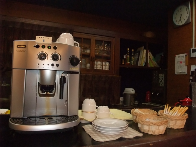 朝食(モーニングコーヒーをどうぞ)