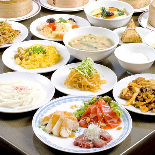 中華・メイン料理