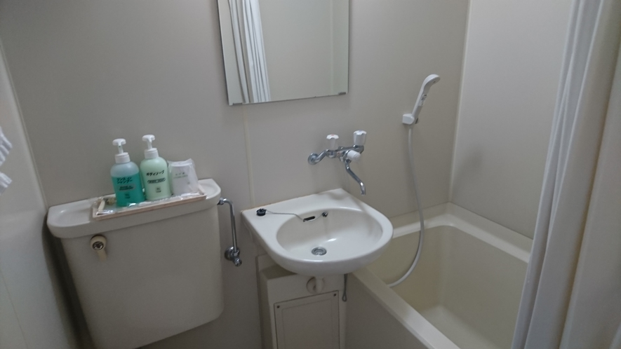 ・客室バスルーム