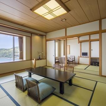 望館(のぞみかん) 和室 大部屋 眺望海側/喫煙