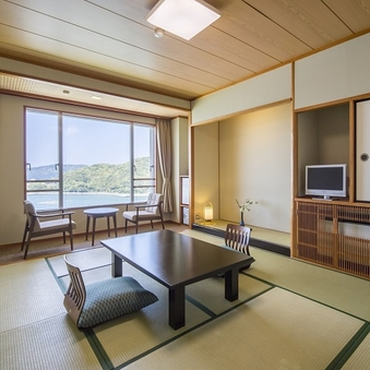 望館(のぞみかん) 和室10畳 眺望海側/喫煙