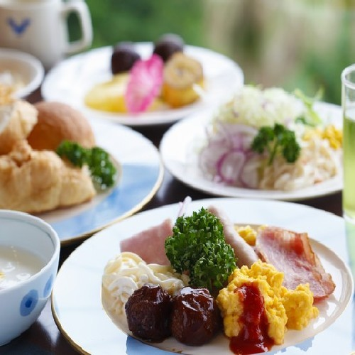 朝食バイキングイメージ(洋風)