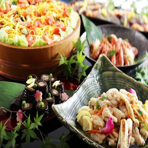 鳥羽台所(とばきっちん)料理イメージ