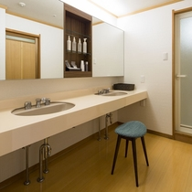 14階客室 洗面台イメージ