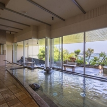 望館6階「風見の湯」女湯内風呂