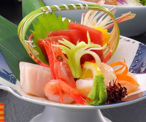 【1泊2食】ビジネスマン応援!気仙沼温泉と地場の海鮮料理で気仙沼出張を満喫プラン