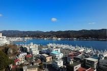 ホテルからの景観(昼)屋上 4-3