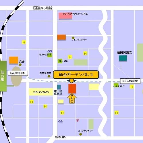 【MAP】近隣マップございます☆