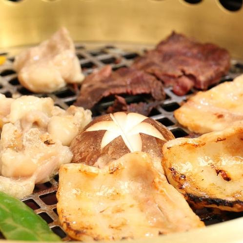 【焼肉】美味しいお肉と自家農園野菜で心も体も大満足。