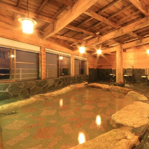 【本館大浴場】宿泊者が10名以上いる日にご利用可能となります。