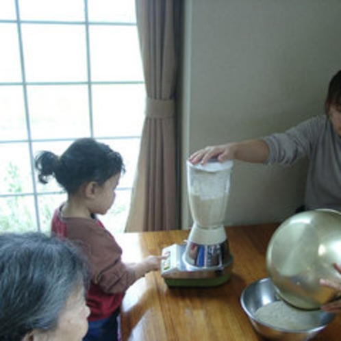 豆腐体験4