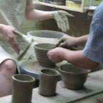 陶芸体験2