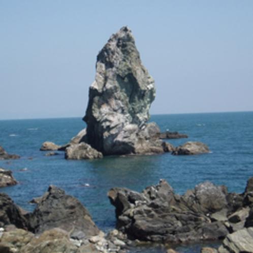 沼島〜上立神岩