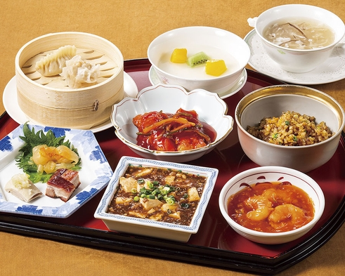 【ご宿泊者様限定】中国料理<南園>「悟空(ごくう)」(夕・朝食付)