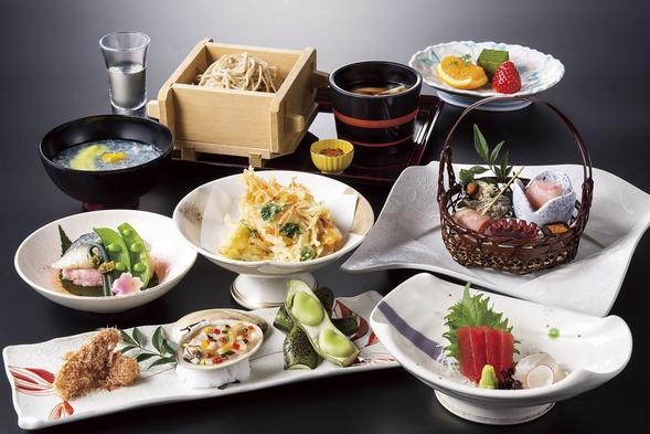【ご宿泊者様限定】日本料理<みやま>「やまぶき(御膳)」(夕・朝食付)