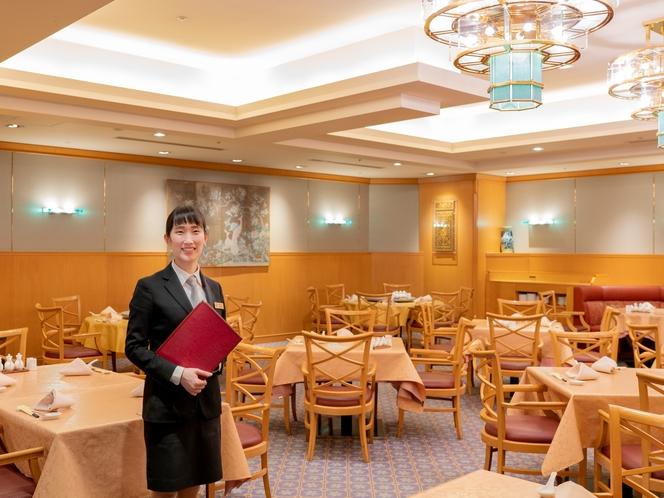 数ある中国料理のなかでも人気のある広東料理をお楽しみいただける中国料理<南園>