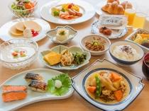 レストラン<ル クレール>種類豊富な手作りの和食メニューをお楽しみください♪