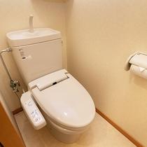 ◆客室◆温水洗浄機付きトイレ