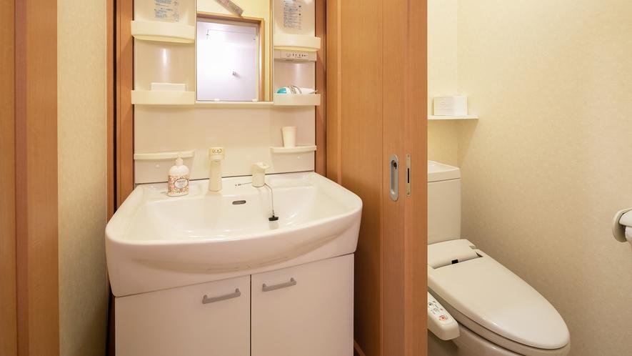 ◆客室◆独立洗面台