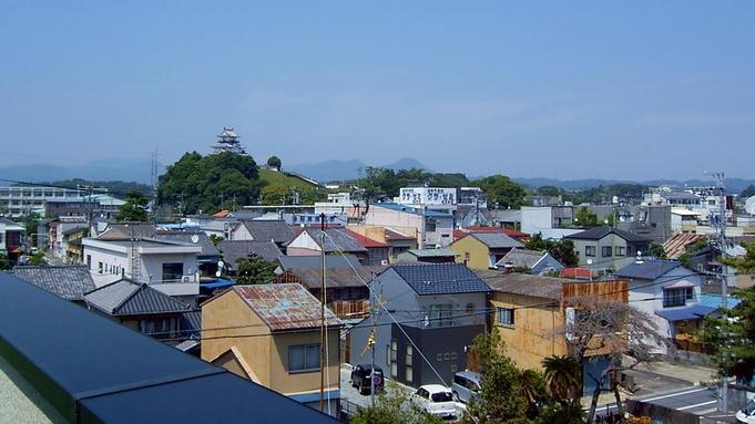 【素泊まり】JR掛川駅から徒歩5分!交通も観光スポット行くにも便利のロケーション♪全室Wi-Fi完備