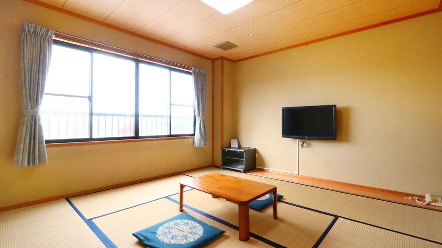 和室8畳★4名まで泊まれる客室