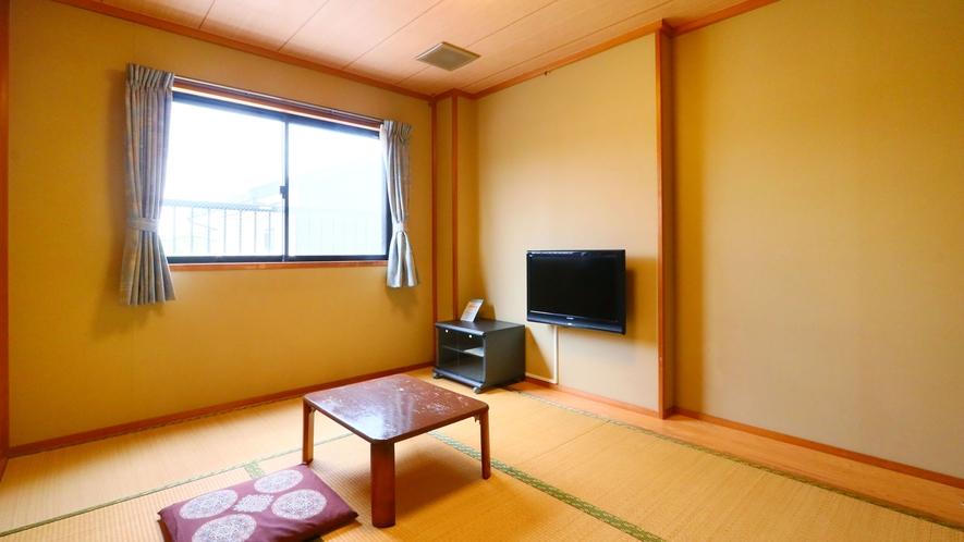 和室6畳★3名まで泊まれる客室