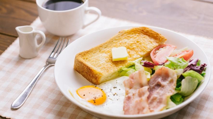 ☆朝はパンの方にもオススメです☆