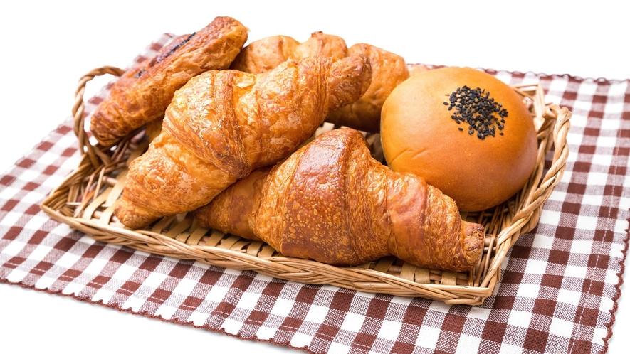 ☆パンの種類も豊富です☆