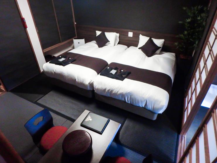 和モダン 檜露天風呂付客室 27平米