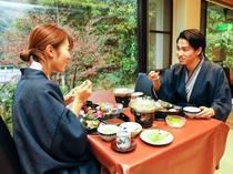 【レストラン】(夕食)