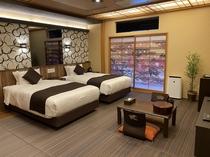 和美麗 檜露天風呂付客室 31平米