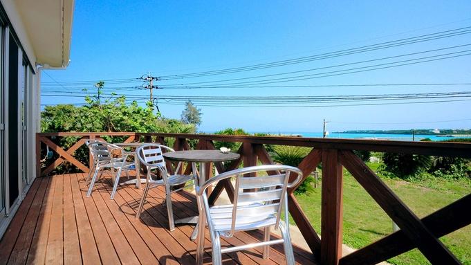 【エコ連泊】のんびりとした時間が流れるヨロン島でゆったりと♪2泊以上☆朝食付(バス・トイレ付)