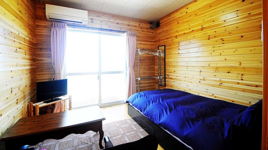 【シングル】このたび増室した新しいお部屋です♪