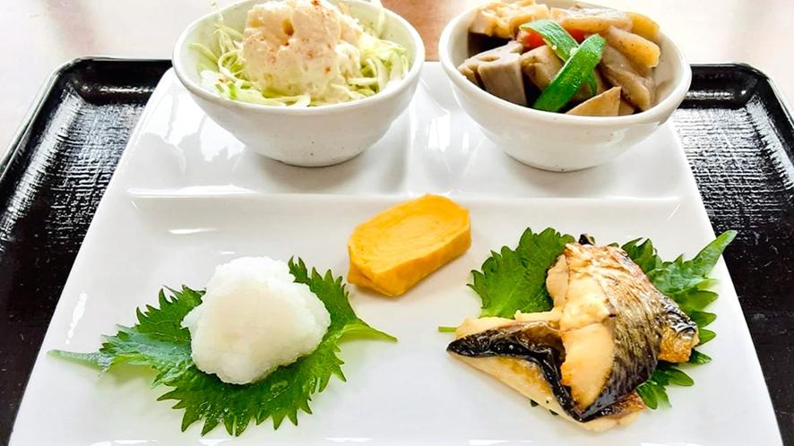【朝食】画像イメージ 和食①