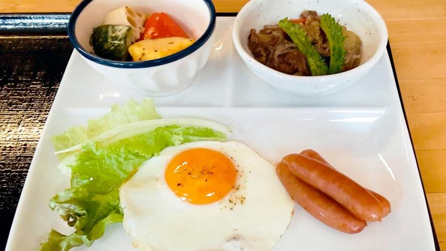 【朝食】画像イメージ 洋食①