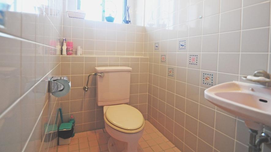 【トイレ】バスルームと別になっております