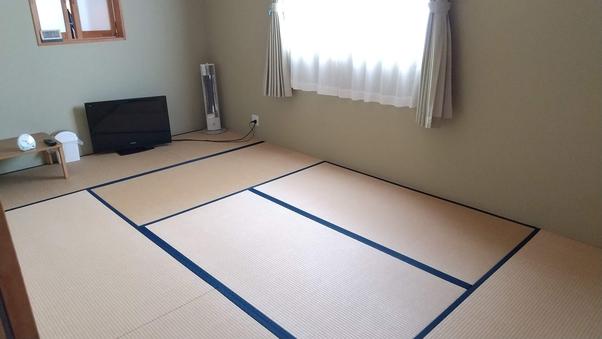 和室【5〜8畳】または洋室【8畳】