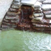 地下約400mより湧出する天然温泉