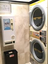 ロビー・洗濯機(2台)・乾燥機(2台)・洗剤(30円)