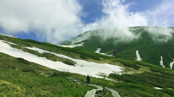 【月山登山&トレッキング応援】選べる5つのコース!山が好きな方におすすめ♪リフト券&おにぎり付き
