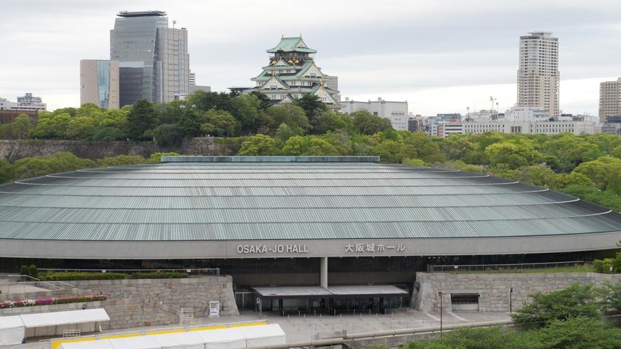 大阪城公園・大阪城ホール