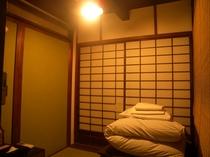1階シングルルーム