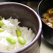*[ご夕食]ご飯もの(一例)