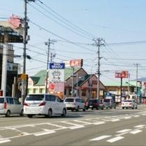 """沼津市""""ぐるめ街道"""""""