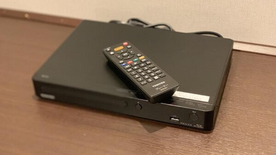 DVDプレーヤー (貸出)