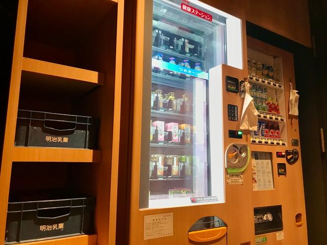 ◆自動販売機(11階)