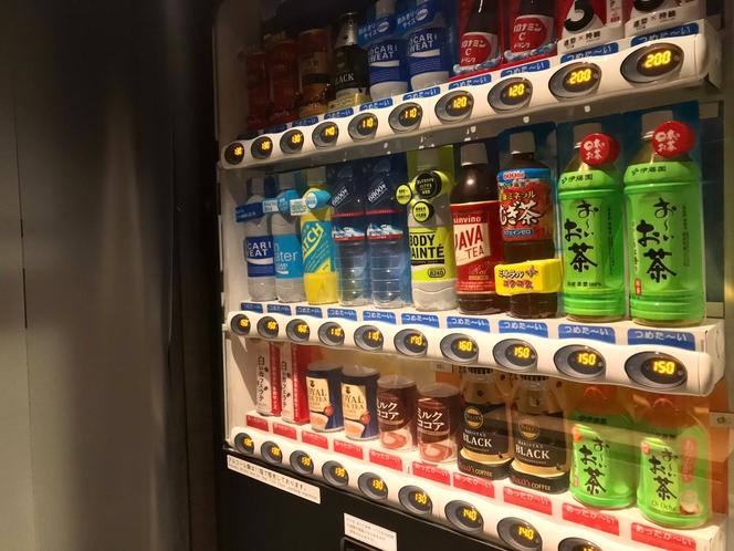 ◆自動販売機(10階)