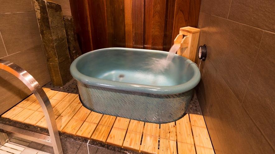 ◆水風呂(男性大浴場)